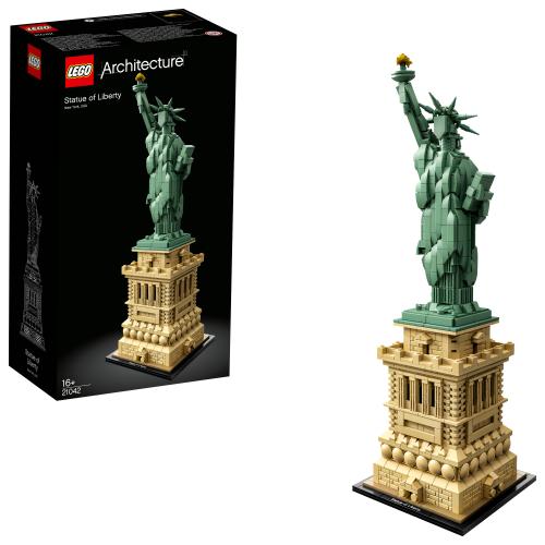 LEGO 21042 ARCHITECTURE -  Freiheitsstatue