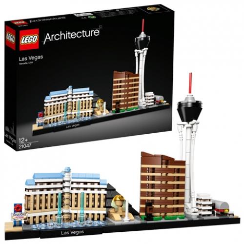LEGO 21047 Architecture - Las Vegas