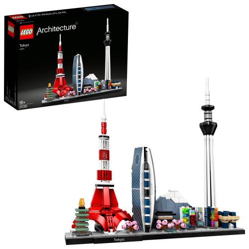 LEGO 21051 ARCHITECTURE - Tokio