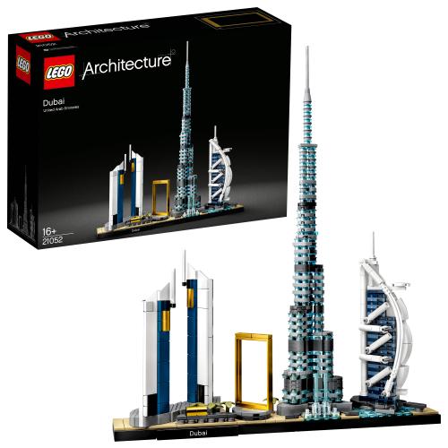 LEGO 21052 ARCHITECTURE - Dubai