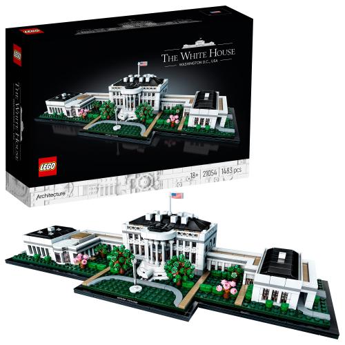 LEGO 21054 ARCHITECTURE - Das Weiße Haus