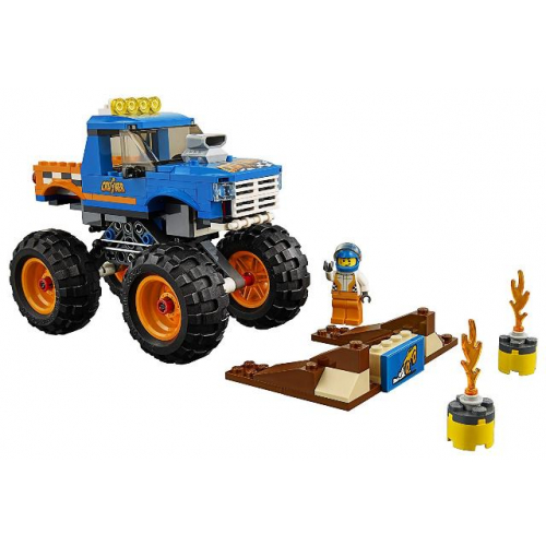 LEGO 60180 CITY -  Monster-Truck