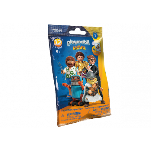 PLAYMOBIL 70069 - PLAYMOBIL:THE MOVIE Figures (Serie 1)