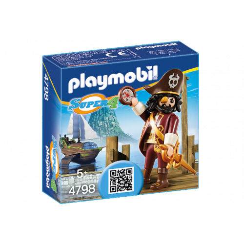 PLAYMOBIL 4798 - Sharkbeard