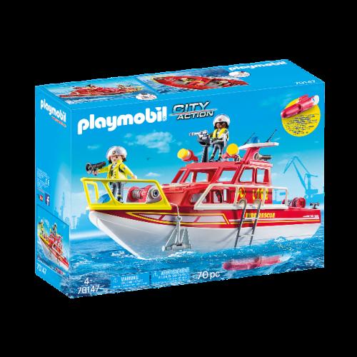 PLAYMOBIL 70147 - Feuerlöschboot