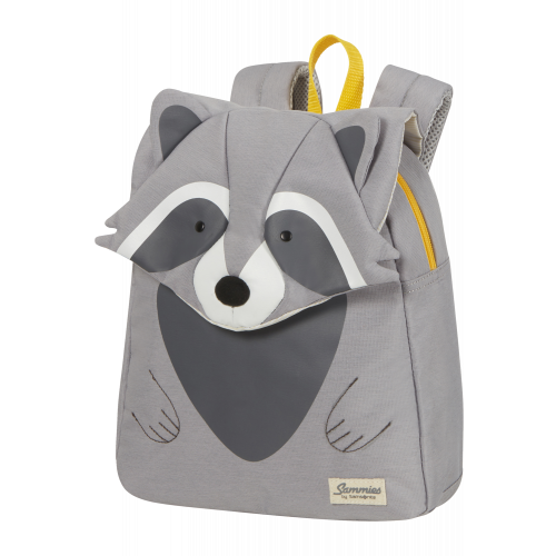 SAMSONITE HAPPY SAMMIES ECO Rucksack S (Raccoon Remy)