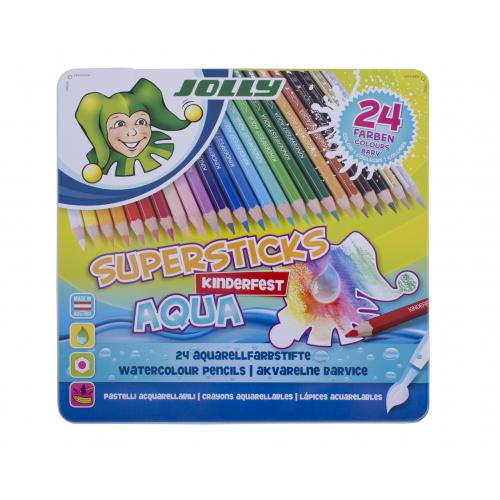 JOLLY Supersticks Aqua 24er Etui
