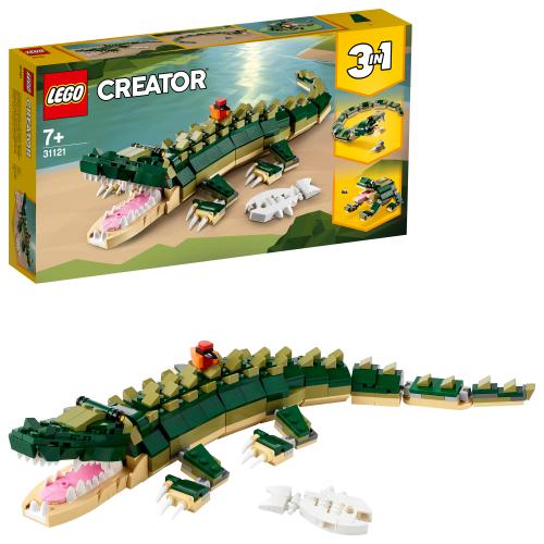 LEGO 31121 CREATOR -  Krokodil