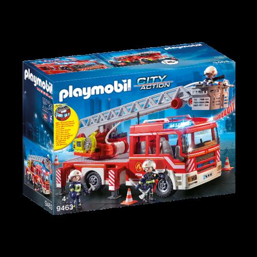 PLAYMOBIL 9463 - Feuerwehr-Leiterfahrzeug