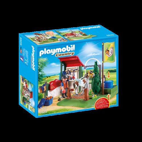 PLAYMOBIL 6929 - Pferdewaschplatz