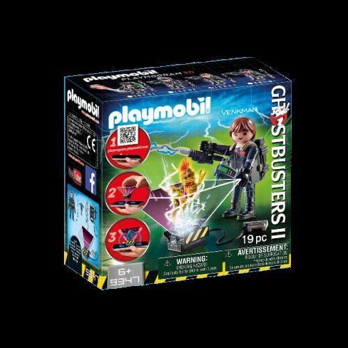 PLAYMOBIL 9347 - Geisterjäger Peter Venkman
