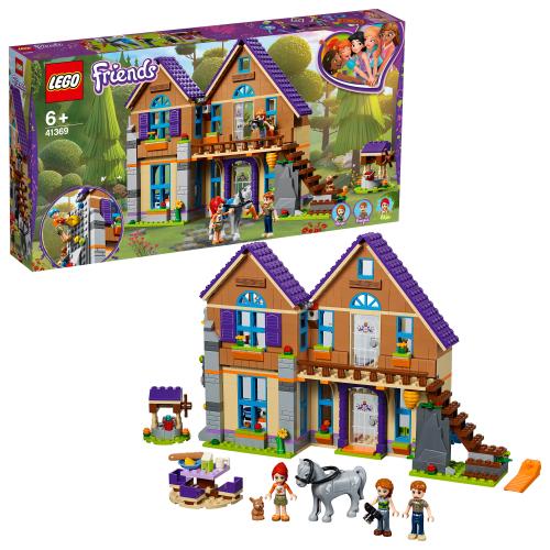 LEGO 41369 FRIENDS - Mias Haus mit Pferd