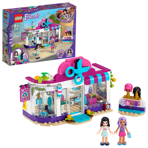 LEGO 41391 Friends - Friseursalon von Heartlake City