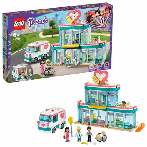 LEGO 41394 Friends -  Krankenhaus von Heartlake City