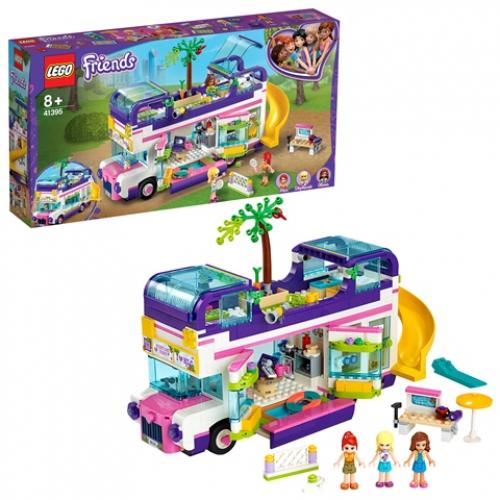 LEGO 41395 Friends - Freundschaftsbus