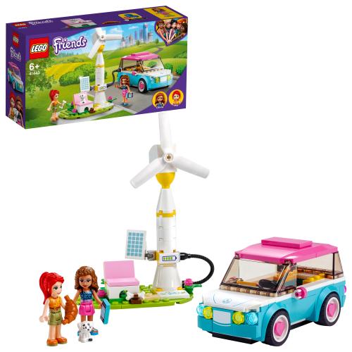 LEGO 41443 FRIENDS -  Olivias Elektroauto