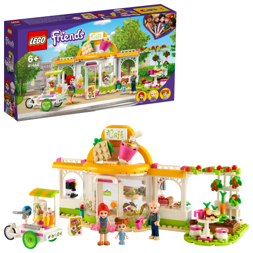 LEGO 41444 FRIENDS - Heartlake City Bio-Café