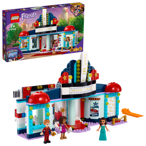 LEGO 41448 FRIENDS - Heartlake City Kino