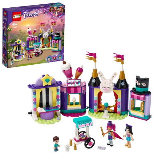 LEGO 41687 FRIENDS -  Magische Jahrmarktbuden
