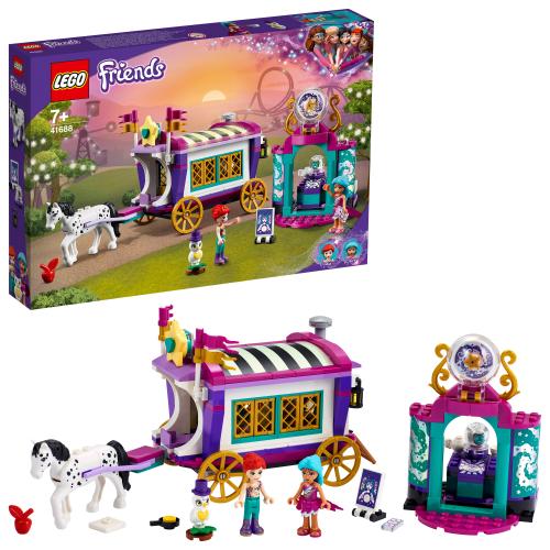 LEGO 41688 FRIENDS -  Magischer Wohnwagen