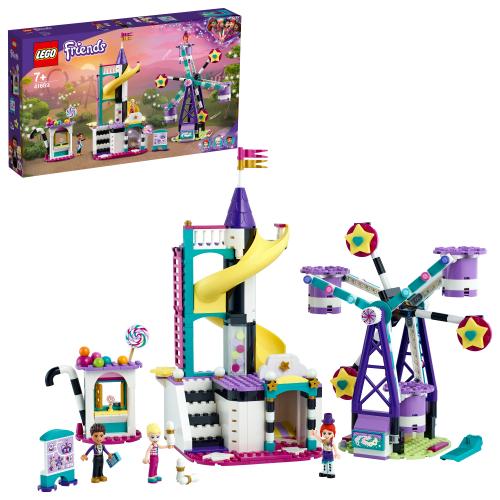 LEGO 41689 FRIENDS - Magisches Riesenrad mit Rutsche