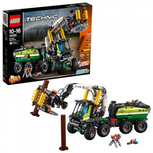LEGO 42080 Technic - Harvester-Forstmaschine