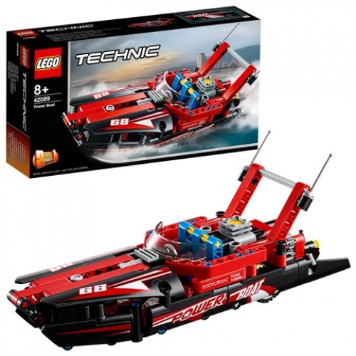 LEGO 42089 TECHNIC - Rennboot