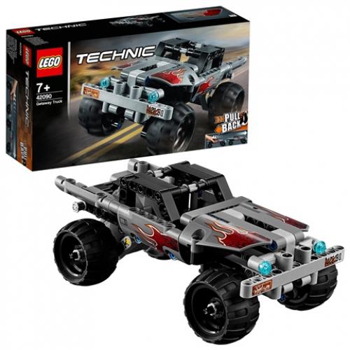 LEGO 42090 TECHNIC - Fluchtfahrzeug