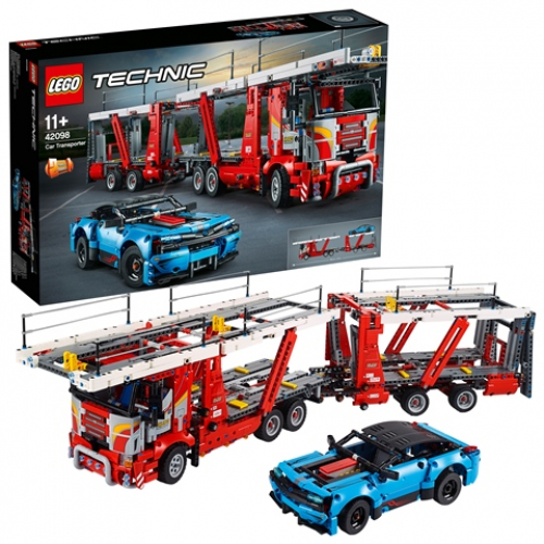 LEGO 42098 TECHNIC - Autotransporter