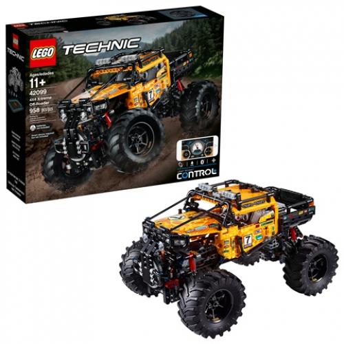 LEGO 42099 Technic - Allrad Xtreme-Geländewagen