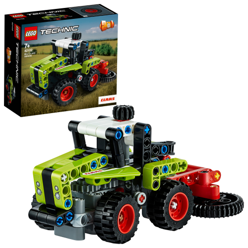 LEGO 42102 TECHNIC - Mini CLAAS XERION