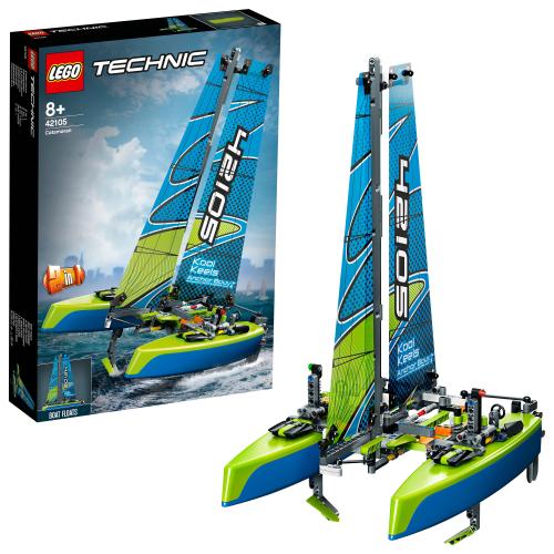 LEGO 42105 TECHNIC -  Katamaran