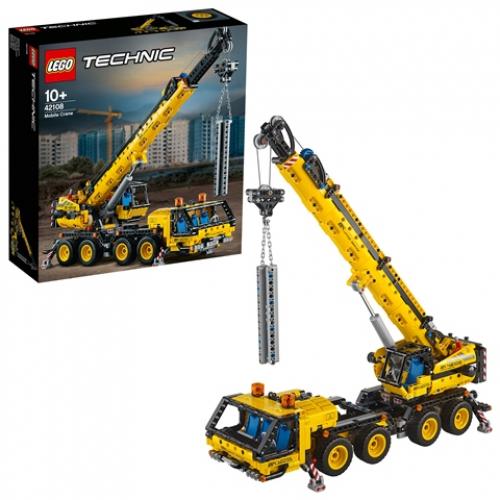 LEGO 42108 Technic - Kran-LKW