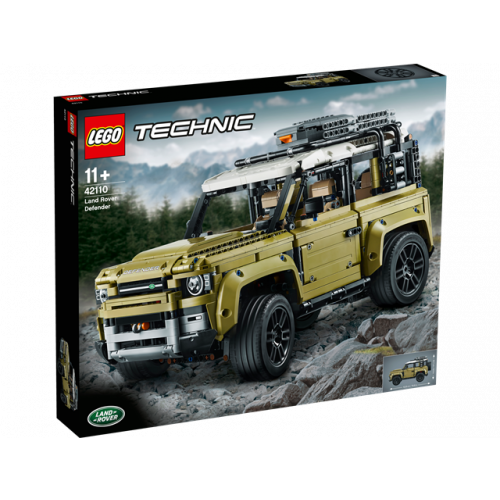 LEGO 42110 TECHNIC -  Land Rover Defender