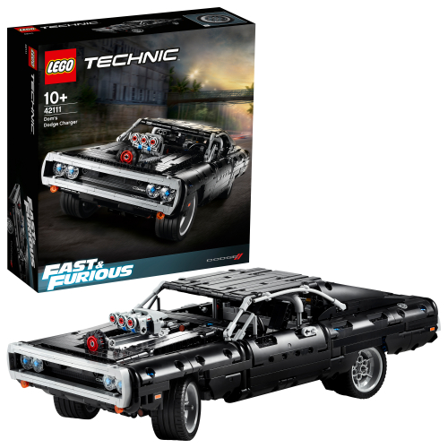 LEGO 42111 TECHNIC - Dom's Dodge Charger