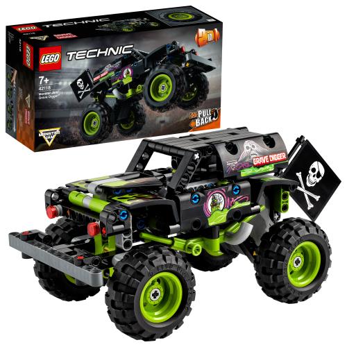 LEGO 42118 TECHNIC - Monster Jam® Grave Digger®
