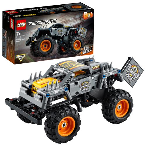 LEGO 42119 TECHNIC -  Monster Jam® Max-D®