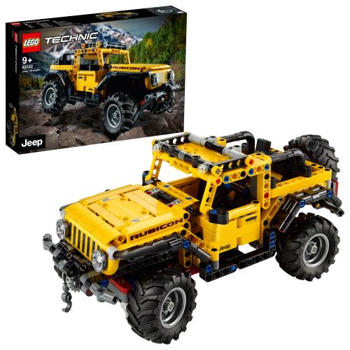 LEGO 42122 TECHNIC - Jeep® Wrangler