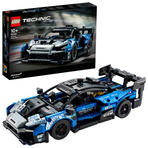 LEGO 42123 TECHNIC - McLaren Senna GTR™