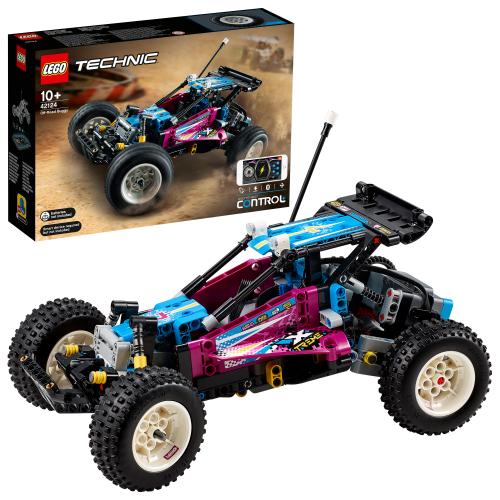LEGO 42124 TECHNIC - Geländewagen