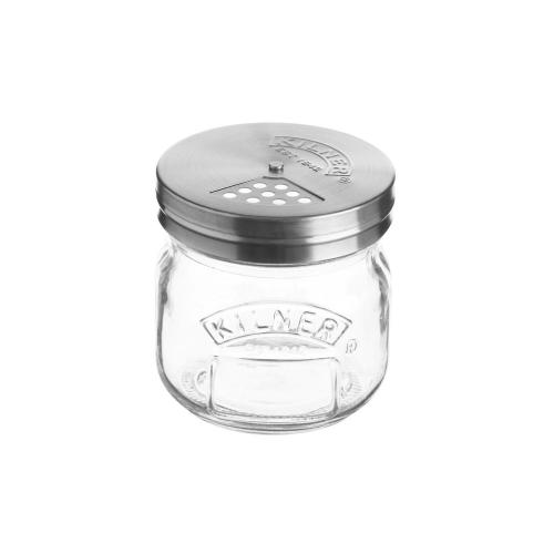 KILNER Einmachglas mit Schütteldeckel, 250 ml