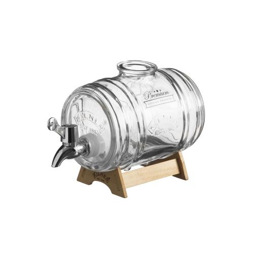 KILNER Getränkespender Fass 1 Liter