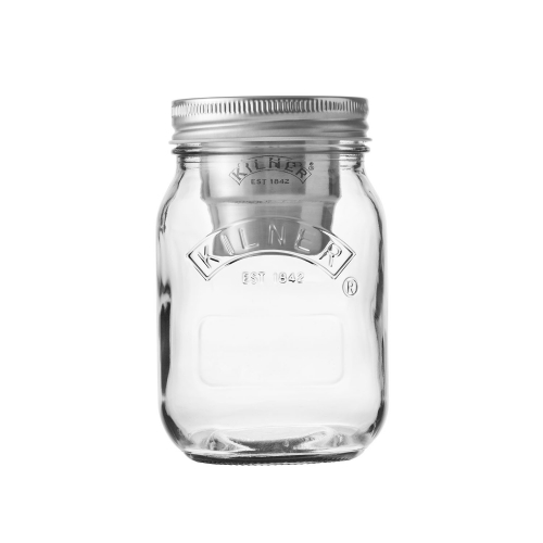KILNER  Snack on the go jar, 500 ml
