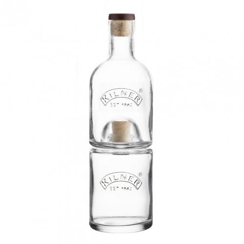 KILNER Stapelbares Flaschen-Set