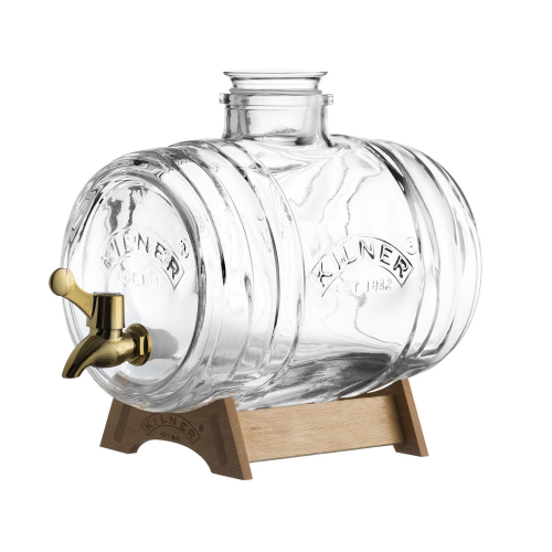 KILNER Getränkespender Fass 3,5 Liter