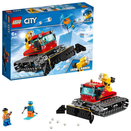 LEGO 60222 CITY - Pistenraupe