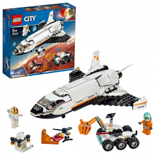 LEGO 60226 City - Mars-Forschungsshuttle
