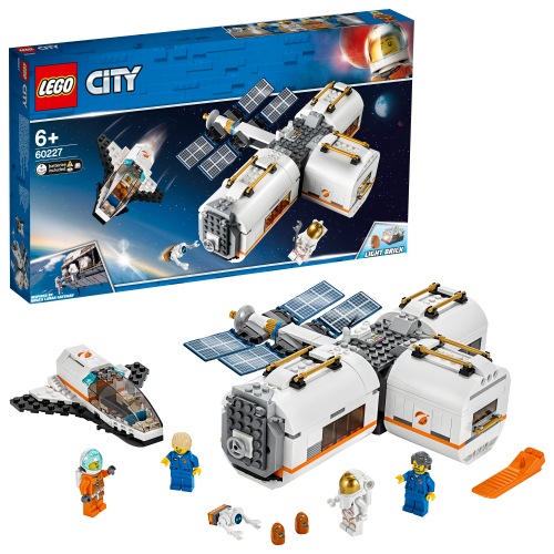 LEGO 60227 CITY - Mond Raumstation
