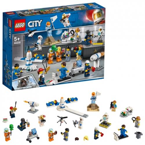 LEGO 60230 City - Stadtbewohner – Weltraumforschung & -entwicklung