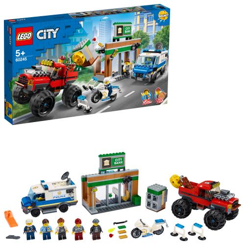 LEGO 60245 CITY -  Raubüberfall mit dem Monster-Truck